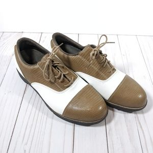 Reebok Trac Tip Golf Shoes - Like New!